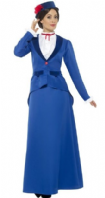 Victorian Nanny Mary Poppins Costume (46753)